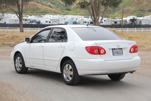 2007 Toyota Corolla LE Santa Clarita, CA 5