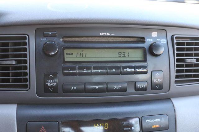 2007 Toyota Corolla CE Santa Clarita, CA 19