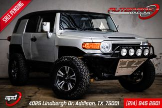 2007 Toyota FJ Cruiser Long Travel Suspension w/ Many Upgrades in Addison, TX 75001