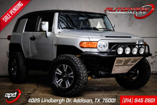2007 Toyota FJ Cruiser Long Travel Suspension w/ Many Upgrades