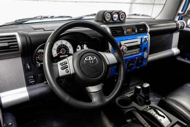 2007 Toyota FJ Cruiser 1-Owner LOW MILES in Addison, TX 75001