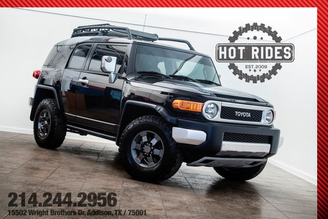 2007 Toyota FJ Cruiser TRD Special Edition in Addison, TX 75001