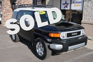 2007 Toyota FJ Cruiser in Bountiful UT