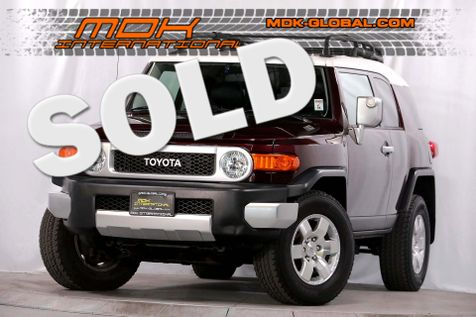 2007 Toyota FJ Cruiser - 4WD - Diff Locker - Prior Canadian in Los Angeles