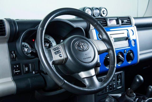 2007 Toyota FJ Cruiser 4X4 in TX, 75006
