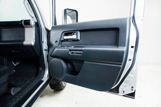 2007 Toyota FJ Cruiser 4WD in TX, 75006