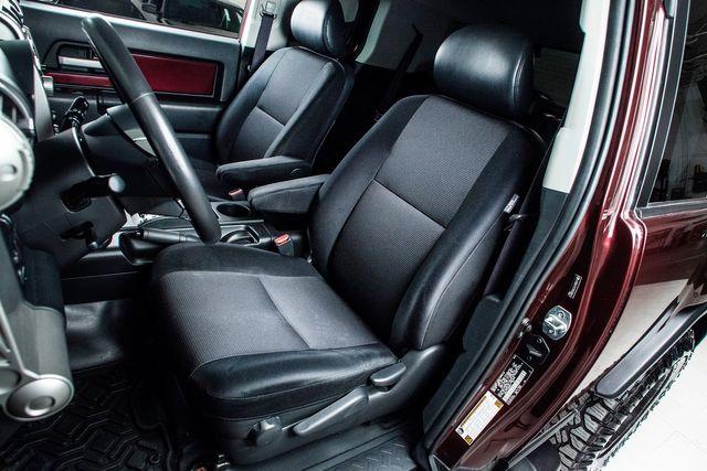 2007 Toyota FJ Cruiser 4WD in Carrollton, TX 75006
