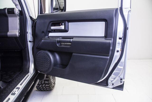 2007 Toyota FJ Cruiser 6-Speed With Upgrades in Addison, TX 75001