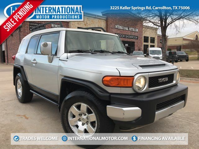 2007 Toyota FJ Cruiser ONE OWNER