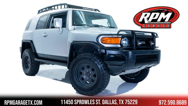 2007 Toyota FJ Cruiser 6speed Manual with Many Upgrades in Dallas, TX 75229