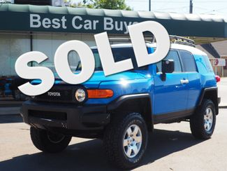 2007 Toyota FJ Cruiser Base Englewood, CO