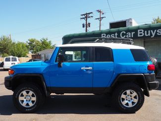 2007 Toyota FJ Cruiser Base Englewood, CO 8