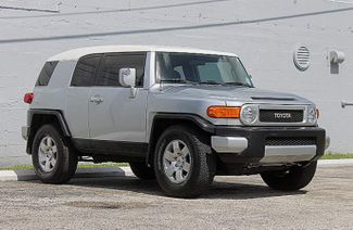 2007 Toyota FJ Cruiser Hollywood, Florida 36