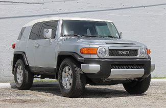 2007 Toyota FJ Cruiser Hollywood, Florida 1