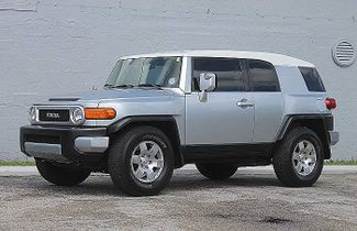 2007 Toyota FJ Cruiser Hollywood, Florida 10