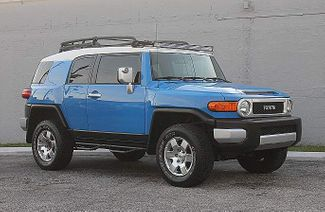 2007 Toyota FJ Cruiser Hollywood, Florida
