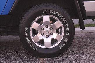 2007 Toyota FJ Cruiser Hollywood, Florida 43