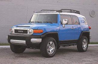 2007 Toyota FJ Cruiser Hollywood, Florida 11