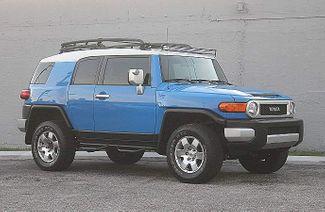 2007 Toyota FJ Cruiser Hollywood, Florida 21