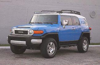 2007 Toyota FJ Cruiser Hollywood, Florida 22