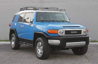 2007 Toyota FJ Cruiser Hollywood, Florida 42