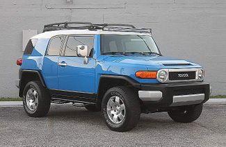 2007 Toyota FJ Cruiser Hollywood, Florida 31