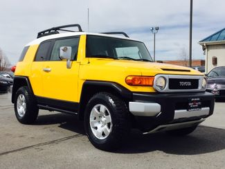 2007 Toyota FJ Cruiser 4WD AT LINDON, UT 4
