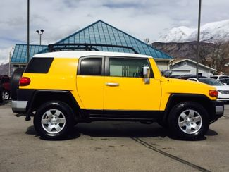 2007 Toyota FJ Cruiser 4WD AT LINDON, UT 5