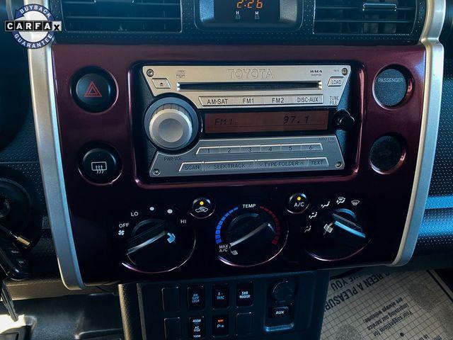 2007 Toyota FJ Cruiser Base Madison, NC 32