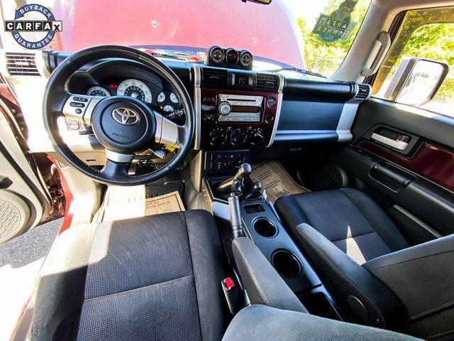 2007 Toyota FJ Cruiser Base Madison, NC 39