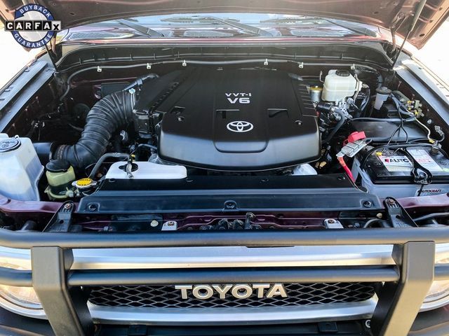 2007 Toyota FJ Cruiser Base Madison, NC 40
