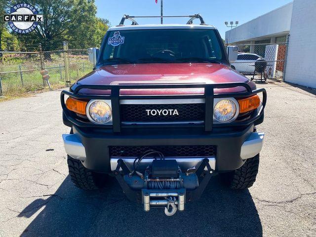 2007 Toyota FJ Cruiser Base Madison, NC 6