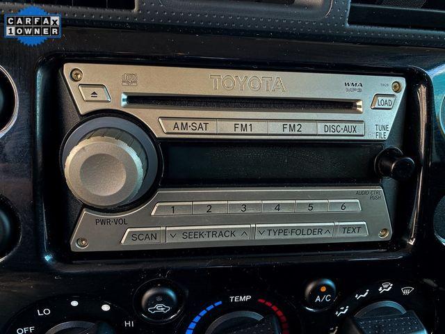 2007 Toyota FJ Cruiser Base Madison, NC 27