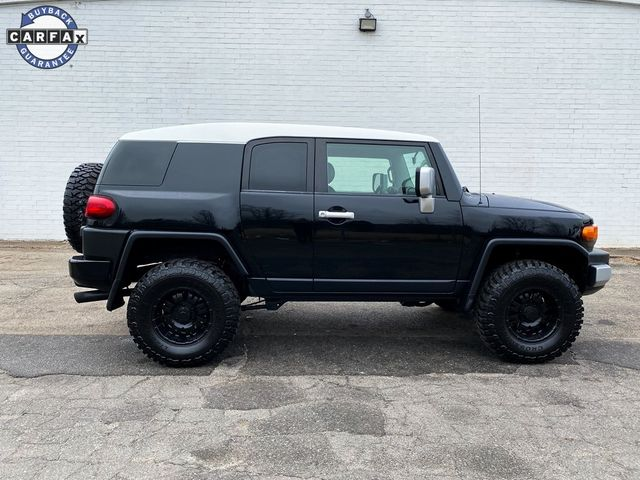 2007 Toyota FJ Cruiser Base Madison, NC 0