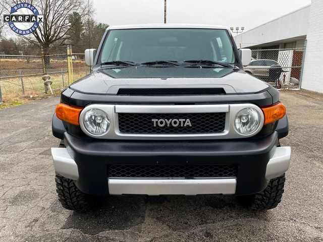 2007 Toyota FJ Cruiser Base Madison, NC 6