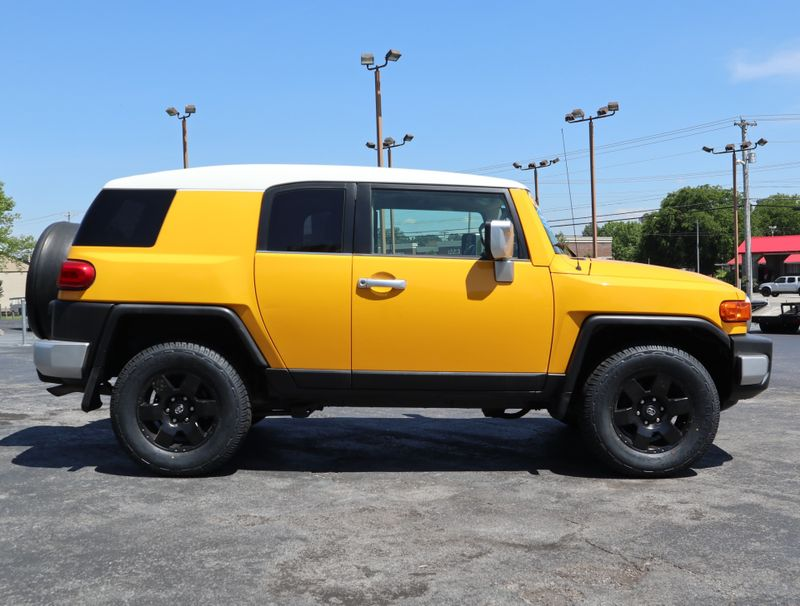 2007 Toyota FJ Cruiser   in Maryville, TN