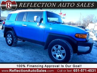 2007 Toyota FJ Cruiser 4WD 4dr Manual (Natl) in Oakdale, Minnesota 55128