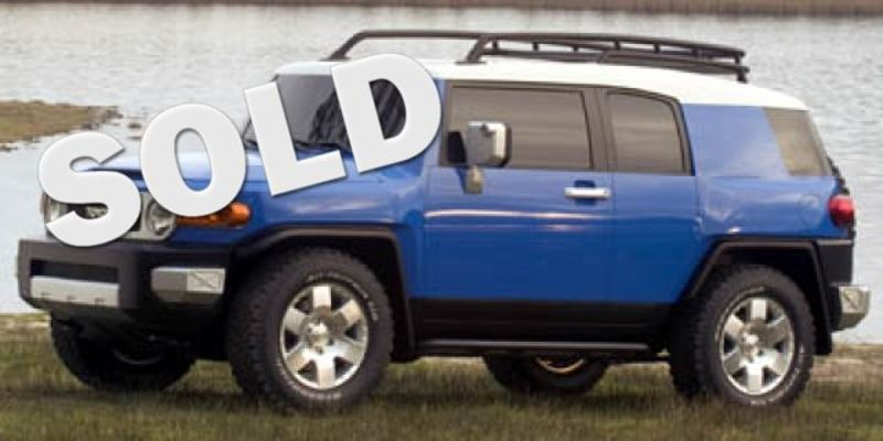 2007 Toyota FJ Cruiser    Texas  Victoria Certified  in , Texas