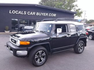 2007 Toyota FJ Cruiser in Virginia Beach VA, 23452