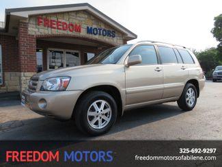 2007 Toyota Highlander    Abilene, Texas   Freedom Motors  in Abilene,Tx Texas