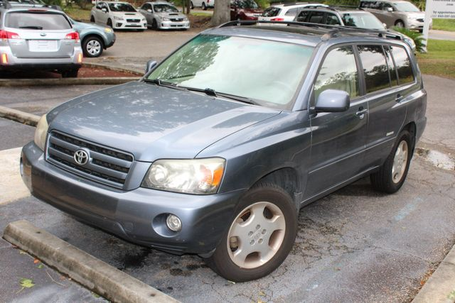 2007 Toyota Highlander in Charleston SC