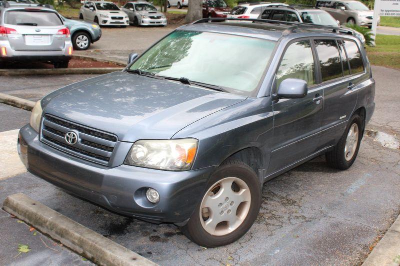 2007 Toyota Highlander Limited w/3rd Row | Charleston, SC | Charleston Auto Sales in Charleston SC