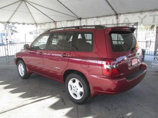 2007 Toyota Highlander Limited w/3rd Row Gardena, California 1