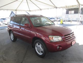 2007 Toyota Highlander Limited w/3rd Row Gardena, California 3