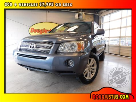 2007 Toyota Highlander Hybrid w/3rd Row in Airport Motor Mile ( Metro Knoxville ), TN