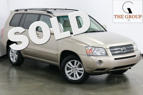 2007 Toyota Highlander Hybrid Limited w/3rd Row in Mooresville