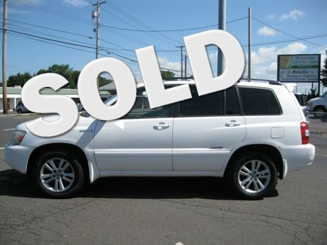 2007 Toyota Highlander Hybrid Limited w/3rd Row in West Haven, CT