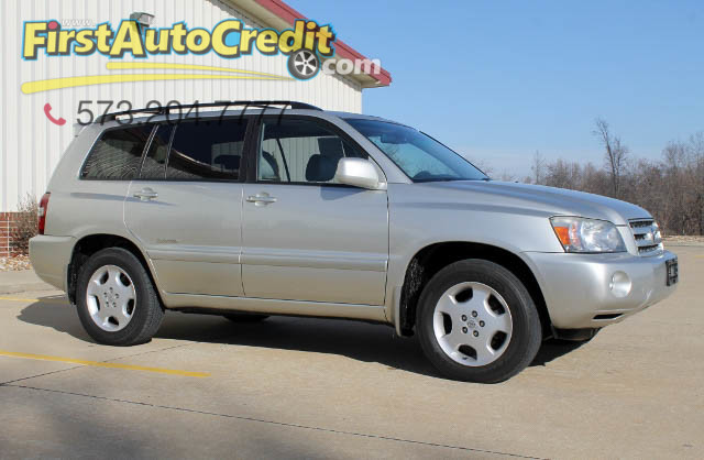 2007 Toyota Highlander Limited w/3rd Row