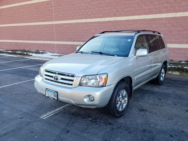 2007 Toyota Highlander w/3rd Row Maple Grove, Minnesota 1