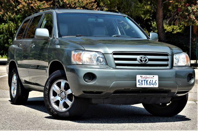 2007 Toyota Highlander w/3rd Row